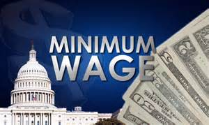 Minimum wage Image